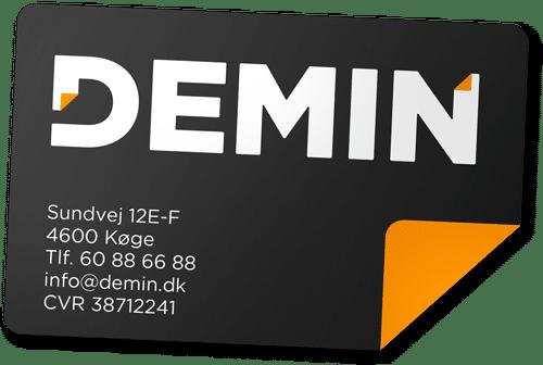 DEMIN Business Card
